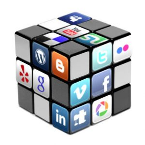 social-web-cube
